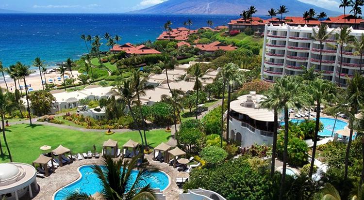 Отель на Гавайях
