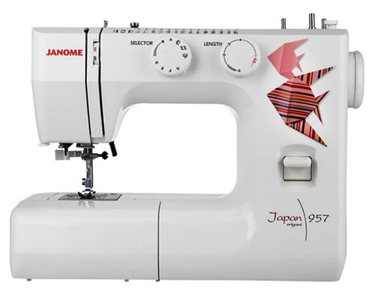 Janome Japan 957