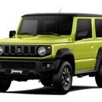 Сколько стоит внедорожник Suzuki Jimny?