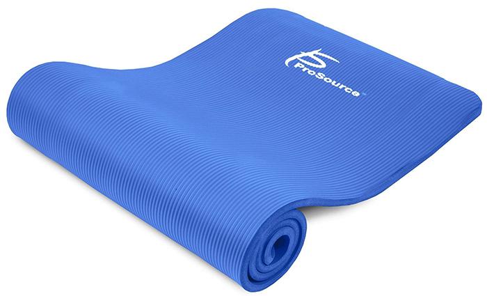 Современный коврик для фитнеса