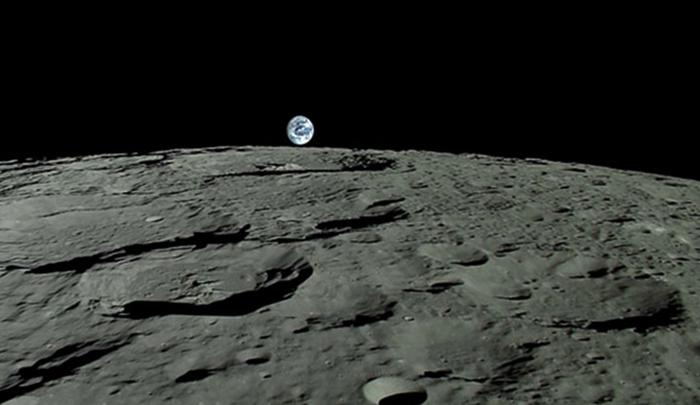 Лунный участок