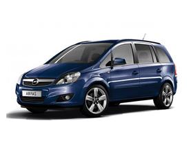 Сколько стоит автомобиль Opel Zafira?