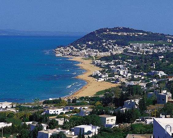 Курорт Туниса