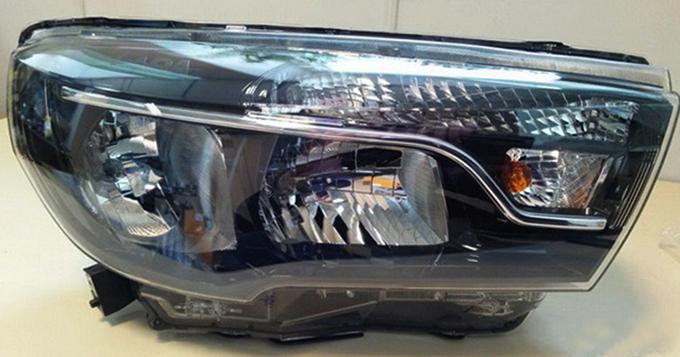 Новая фара на Lada Vesta
