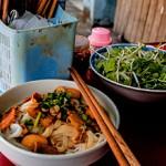Сколько в среднем стоит еда во Вьетнаме?