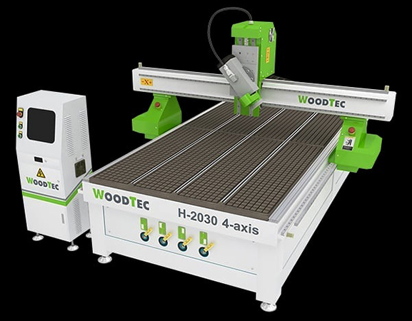 «WoodTec VA-2030 4-axis»