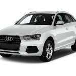 Сколько стоит кроссовер Audi Q3?