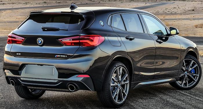 Новый BMW X2