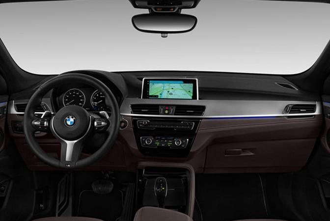 Салон BMW X2