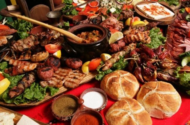 Еда в Болгарии