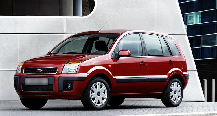 Ford Fusion хэтчбек