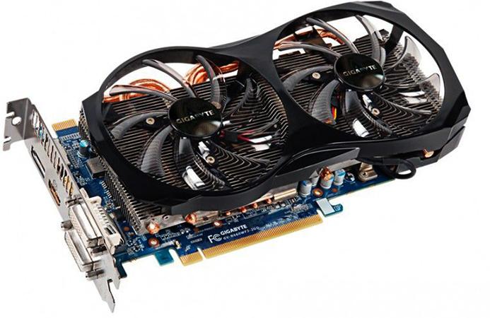 GIGABYTE GeForceGTX660