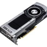 Сколько стоит видеокарта GeForce GTX 980?