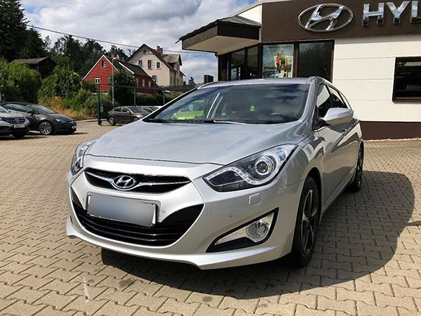 Новый Hyundai i40