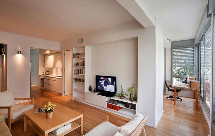 Квартира в столице