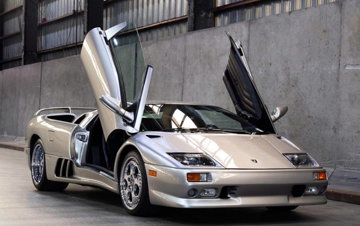 Новый Lamborghini Diablo