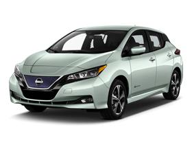 Сколько стоит электромобиль Nissan Leaf