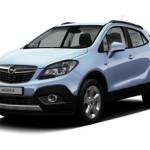 Сколько стоит кроссовер Opel Mokka