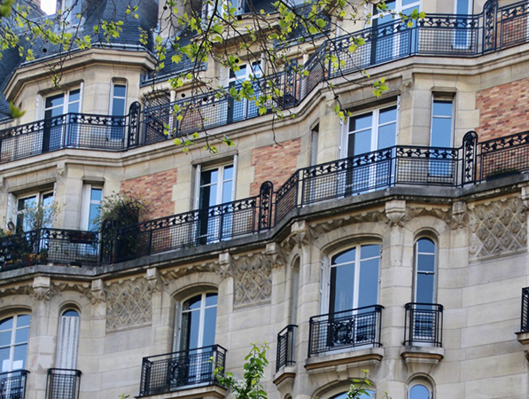 Город во Франции
