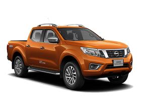 Сколько стоит пикап Nissan Navara
