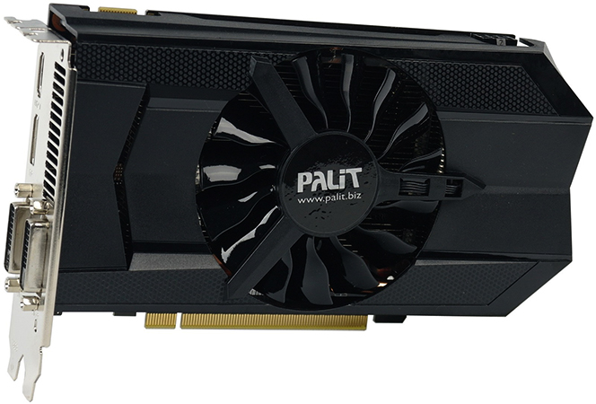Palit GeForce GTX660