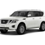 Сколько стоит внедорожник Nissan Patrol