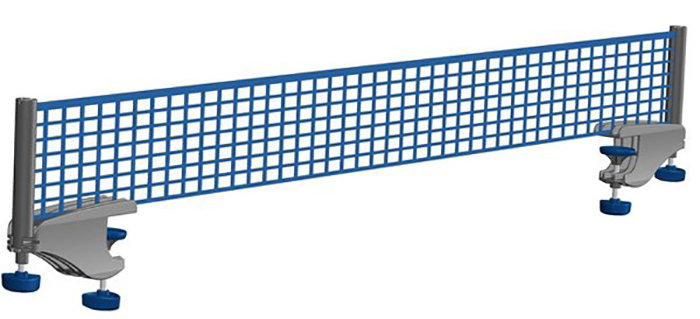 Современная сетка для настольного тенниса