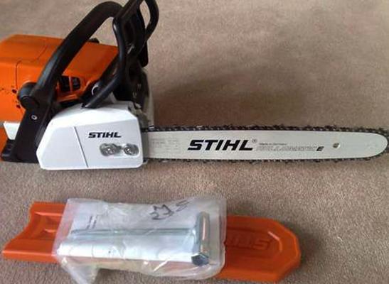 Новая бензопила Stihl MS 250