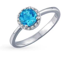 Сколько стоит кольцо с топазом: особенности и расценки