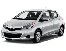 Сколько стоит автомобиль Toyota Yaris