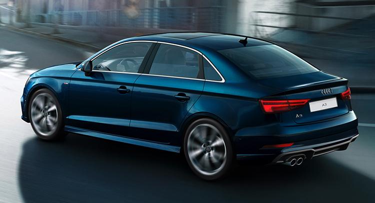 Новый Audi A3
