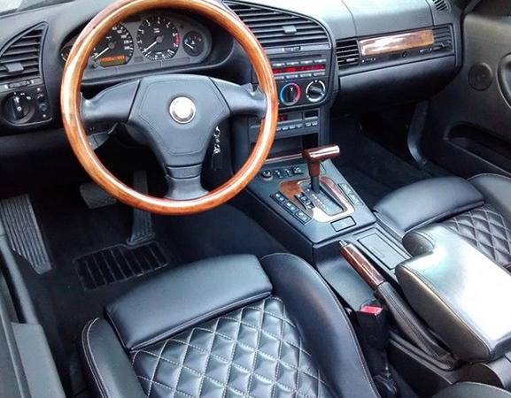Салон BMW E36