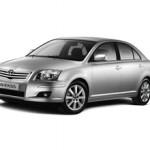 Сколько стоит автомобиль Toyota Avensis