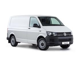 Сколько стоит микроавтобус Volkswagen Transporter?