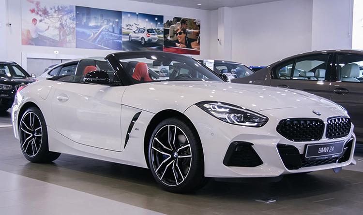 Новый BMW Z4