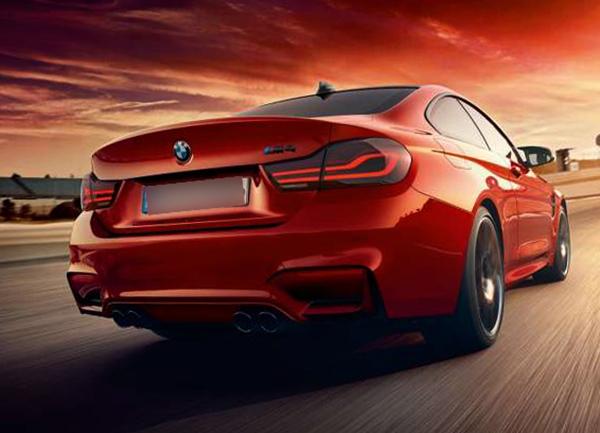 Новый автомобиль BMW M4