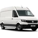 Сколько стоит микроавтобус Volkswagen Crafter