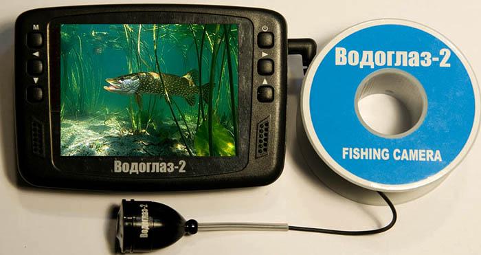 Современная подводная камера
