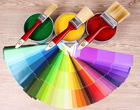 Сколько в среднем стоит колеровка краски