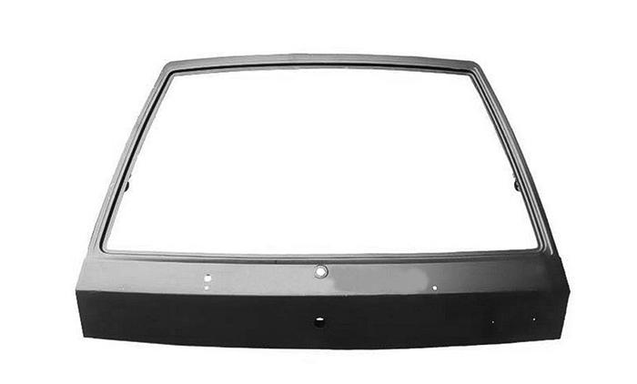 Новая крышка багажника на ВАЗ 2114