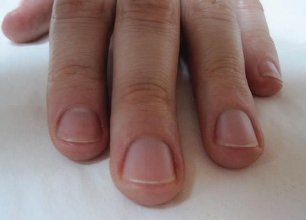 Мужские ногти