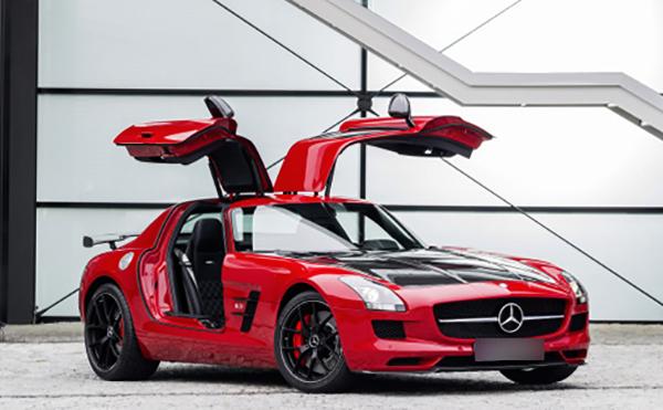 SLS AMG GT FINAL EDITION