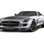 Сколько стоит спорткар Mercedes-Benz SLS AMG