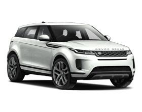 Сколько стоит кроссовер Range Rover Evoque?