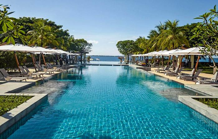 Отель на Филиппинах