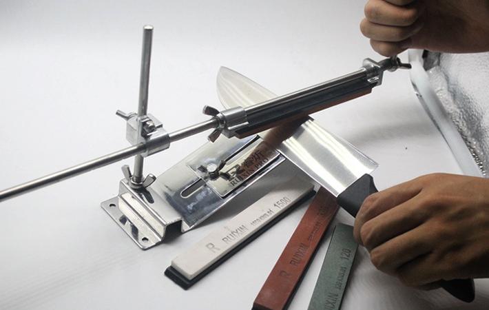 Профессиональная заточка ножа