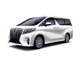 Сколько стоит минивэн Toyota Alphard?