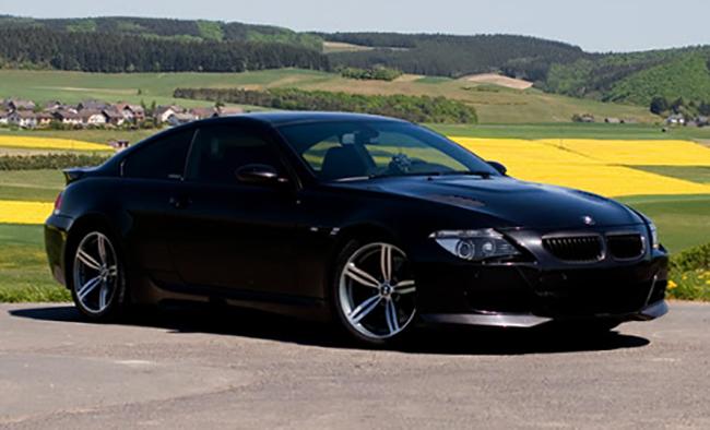 Б/у автомобиль 2007 года