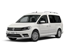 Сколько стоит автомобиль Volkswagen Caddy?