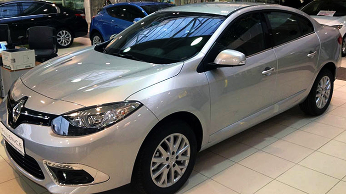 Renault Fluence Expression